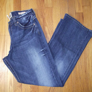 Men's LUCKY BRAND Relaxed Bootcut Jeans sz 30 x 30